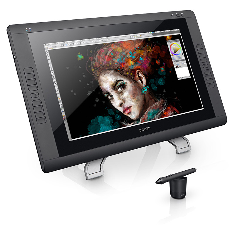 Wacom DTH2200 Cintiq22 Hd Interactive Pen & Touch by Wacom