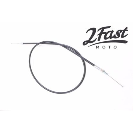 2Fast PUCH Throttle Cable Bing Carb MAXI NEWPORT MAGNUM SPORT LUXE MK MKII  Moped