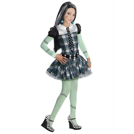 Costumes For All Occasions RU884786SM Frankie Stein Child - Frankie Stein Costume Kids