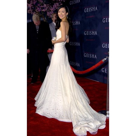 Ziyi Zhang At Arrivals For Memoirs Of A Geisha Premiere The Kodak Theatre Los Angeles Ca December 04 2005 Photo By David LongendykeEverett Collection Celebrity