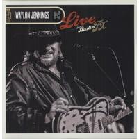 Waylon Jennings - Live From Austin Tx - Vinyl