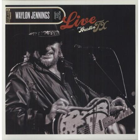 Live From Austin Tx (Vinyl)