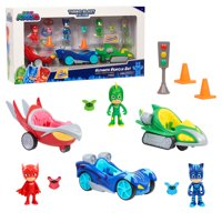 PJ Masks Ultimate Vehicle Set, Ages 3 +