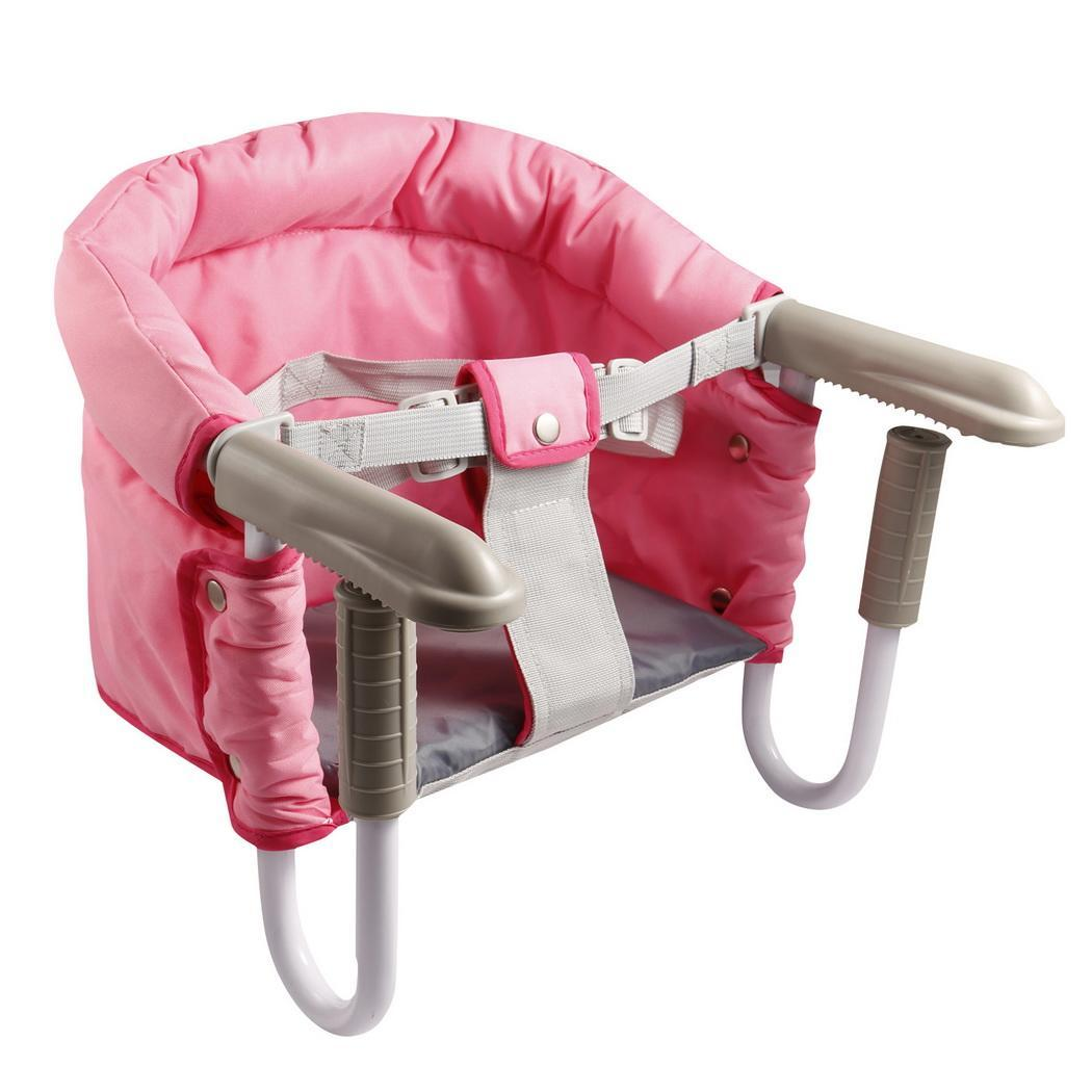 Baby Hook On Chair Travel Seat Feeder Secure Portable Safe