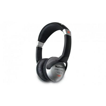 Numark Closed-Backed Headphones 40mm Speakers