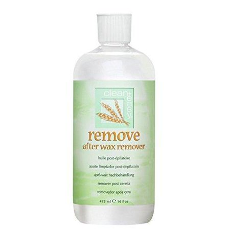 Easy Clean Rose - Clean+ Easy Remove After Wax Remover - Size : 16 oz
