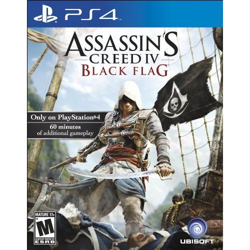 Ubisoft Assassin's Creed Iv: Black Flag - Action\/adventure Game - Playstation 4 (35811)