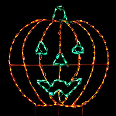 Halloween Jack O Lanterns Ideas (LED Jack O Lantern - 150)