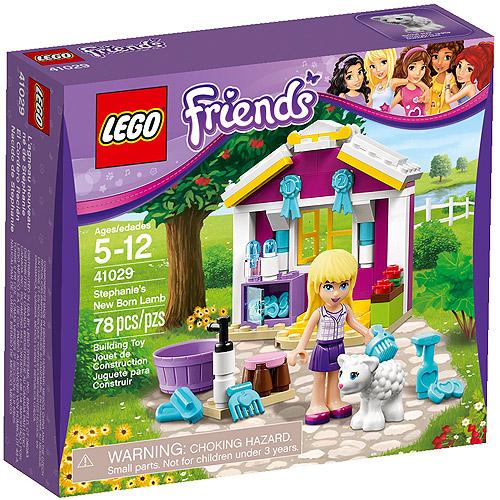 LEGO Friends Stephanie's New Born Lamb Play Set