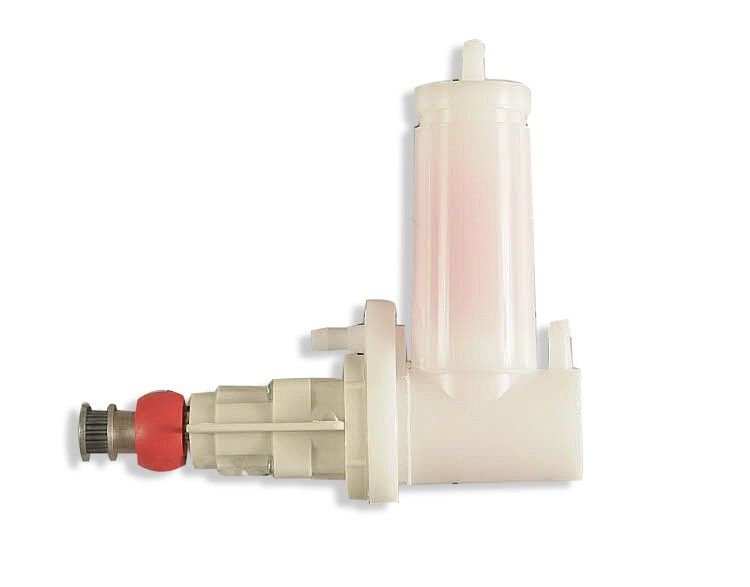 bissell carpet cleaner pump assembly
