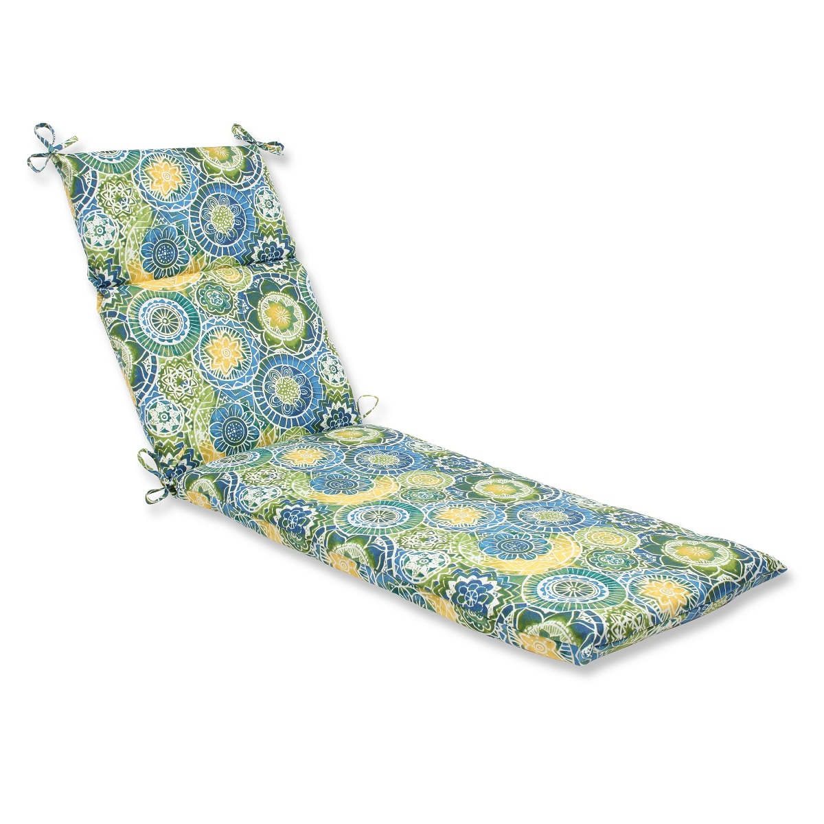 "72.5"" Laguna Mosaico Blue, Green and Yellow Outdoor Patio ..."