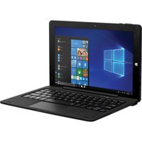 "EVOO 10.1"" 32GB Wi-Fi Windows Tablet with Keyboard"