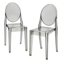 Castle Hill Contemporary Dining Side Chair - Set of 2