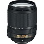 Nikon AF-S DX NIKKOR 18-140mm f/3.5-5.6G ED Vibration Reduction Zoom Lens with Auto Focus for Nikon DSLR Cameras International Version