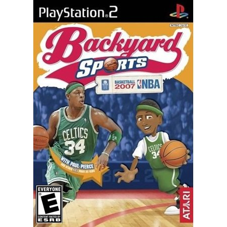 Backyard Basketball 2007 - Playstation 2(Refurbished) ()
