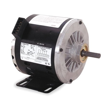 Triangle Engineering Fan Motor 1/2 hp 1725 RPM 115V Century # OTEB2054A