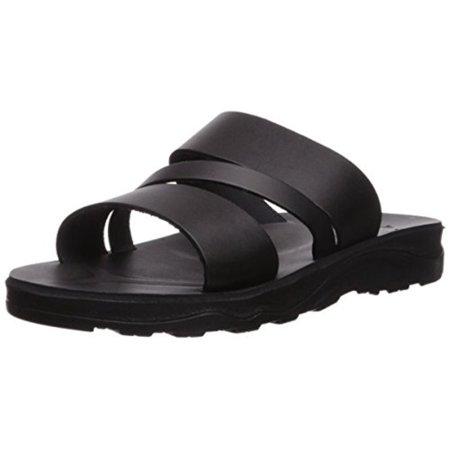 fbb0ffece4c1 Jerusalem Sandals - Jerusalem Sandals Men s Boaz Molded Footbed Slide