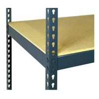 StorageMax Series 200B Boltless Bulk Particleboard Shelf 1100-Lb