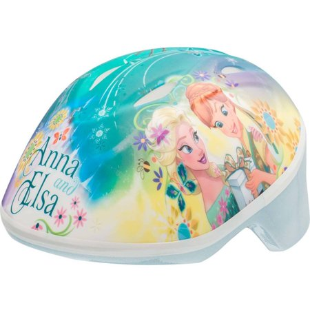 Bell Disney Frozen My Birthday Wish Bike Helmet, Toddler 3+ (48-52cm) (Disney Frozen Helmet)