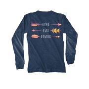 Brand Triple Arrows Long Sleeve Shirt