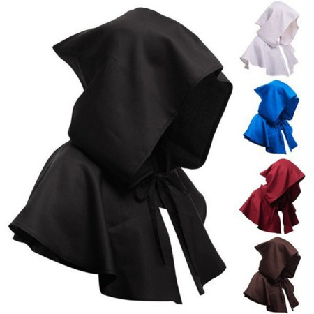 Short Story Halloween Party (Fysho Halloween Death Cape Cosplay Costumes Short Cloak Neck Tie Closure For Adult Christmas Masquerade Party)