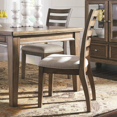Signature Design by Ashley Flynnter Dining Upholstered Side Chair - Set of 2