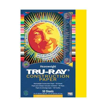 Pacon Tru-Ray Construction Paper, 9