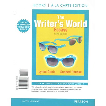 The writer's world essays 2nd edition answers