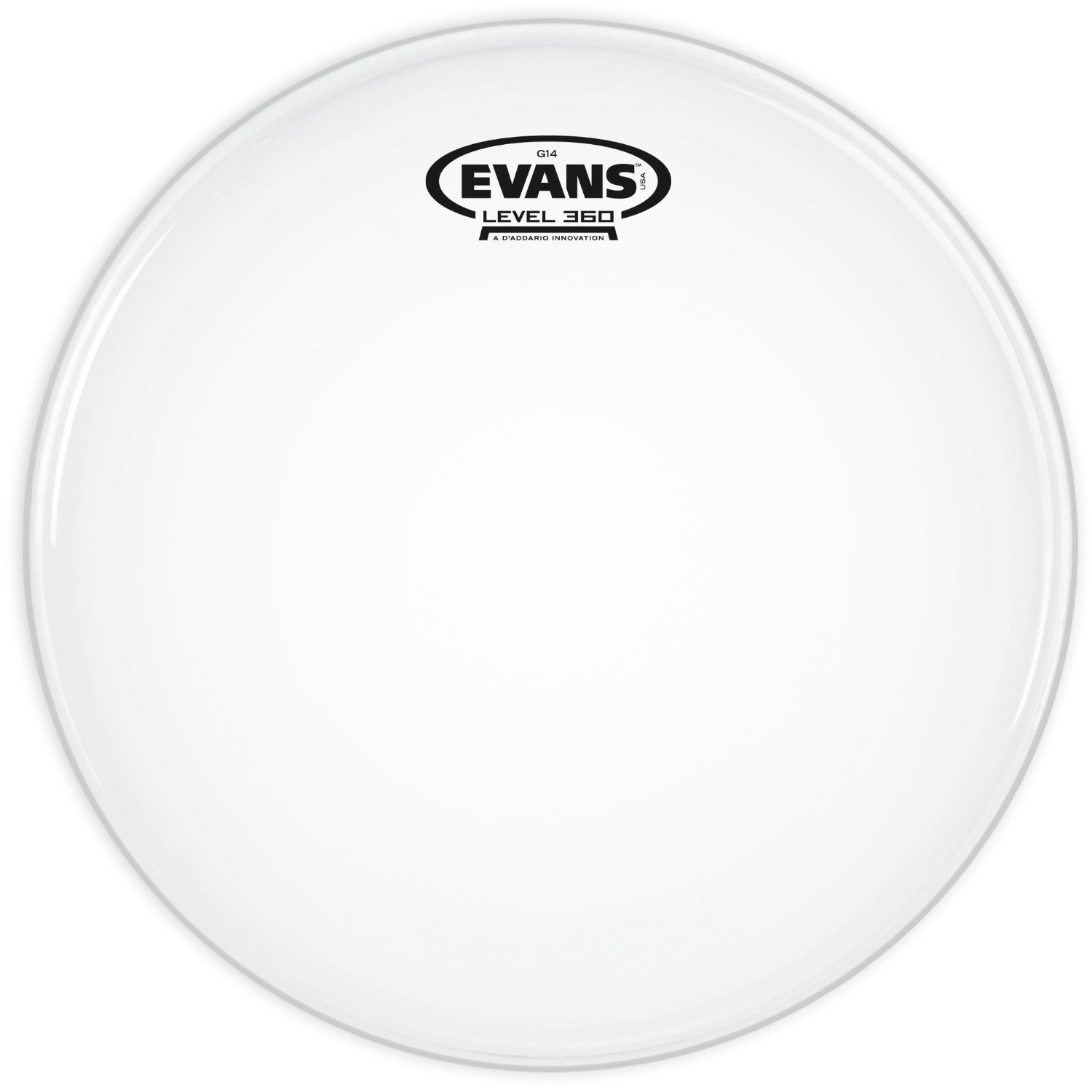 Evans B14G14 14 Inch Coated G14 Drum Head by Evans