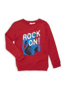 Boy's Graphic Sweatshirt