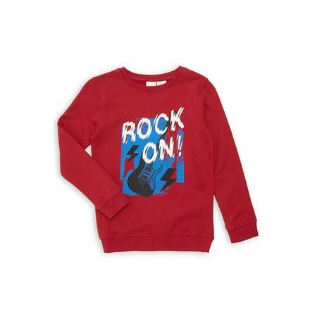 Boy's Graphic Sweatshirt ()