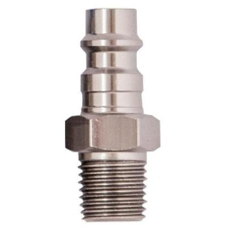 - 12-924 0.25 in. Hi Flow Male Plug