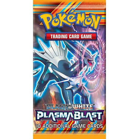 Pokemon Black & White Plasma Blast Booster Pack (Pokemon White Best Pokemon)