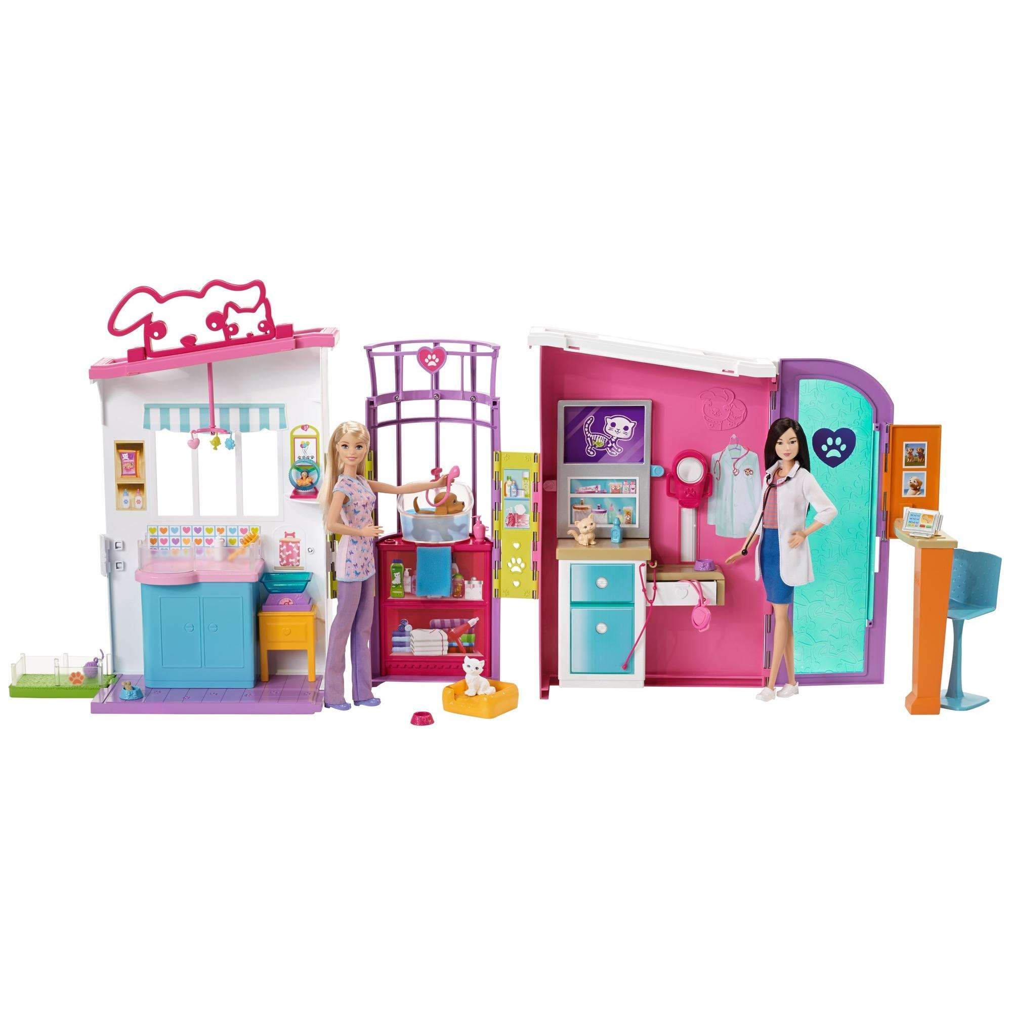 Barbie Pet Care Center
