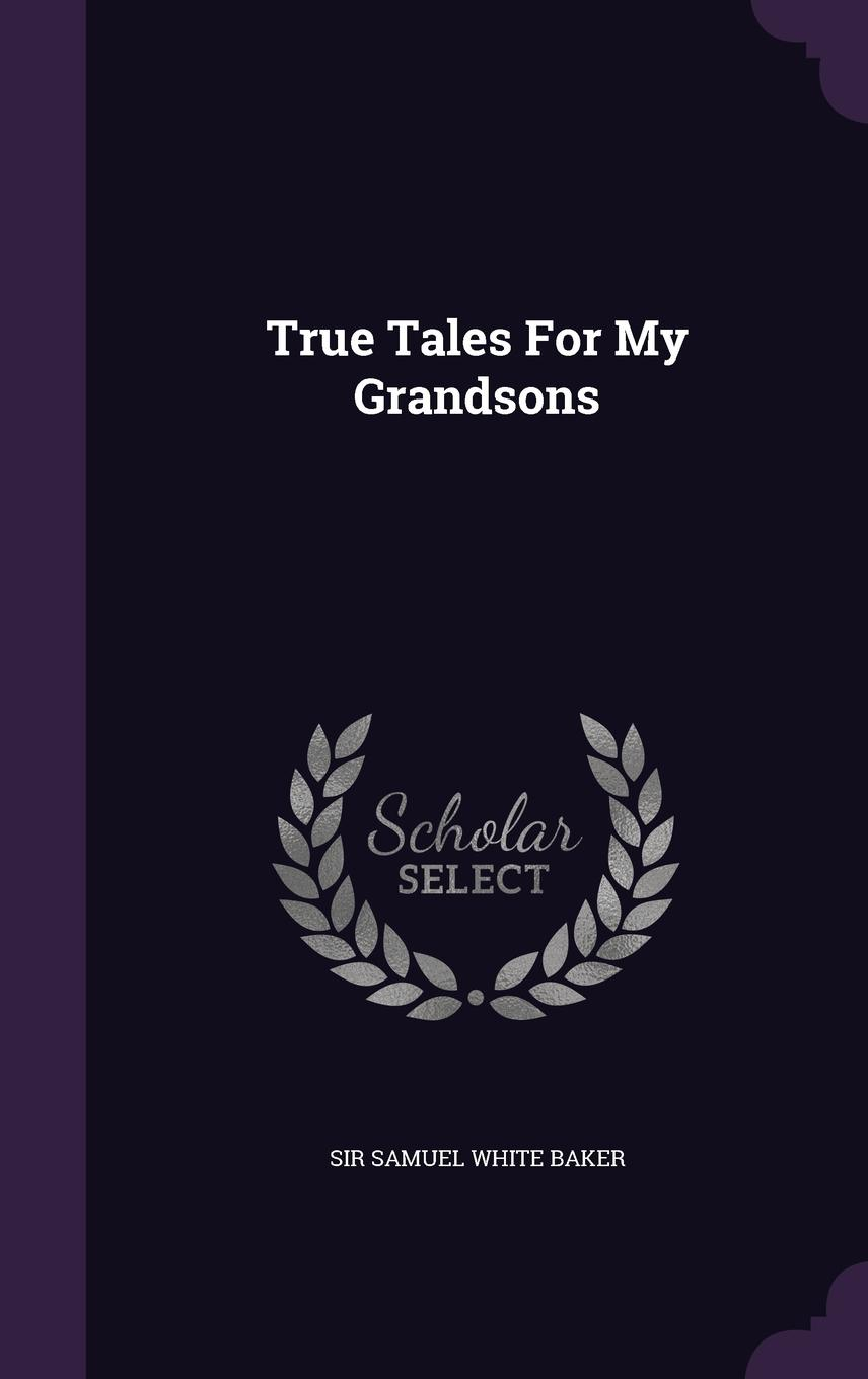 True Tales for My Grandsons by