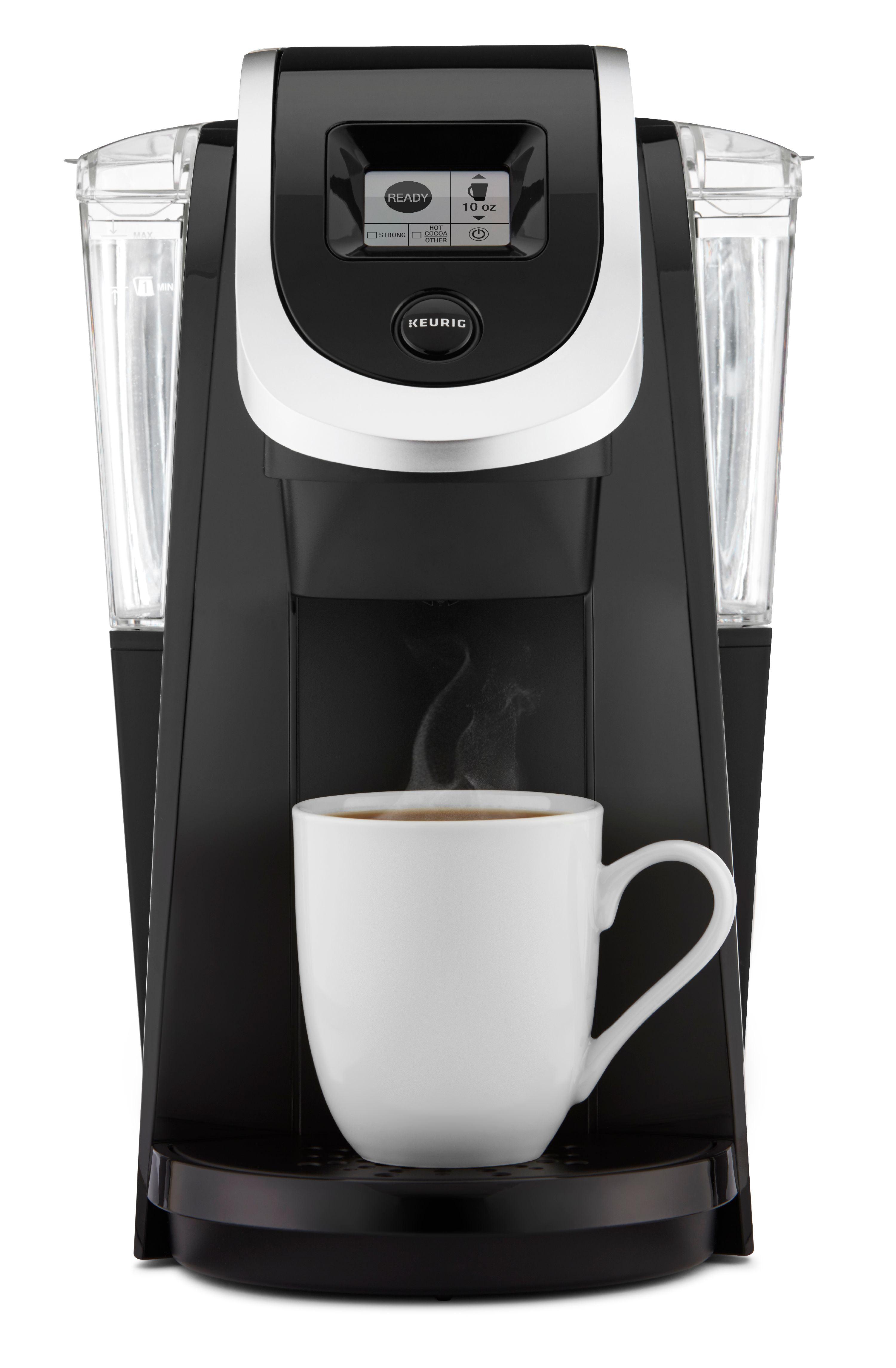 Keurig K200 Single Serve KCup Pod Coffee Maker with Strength