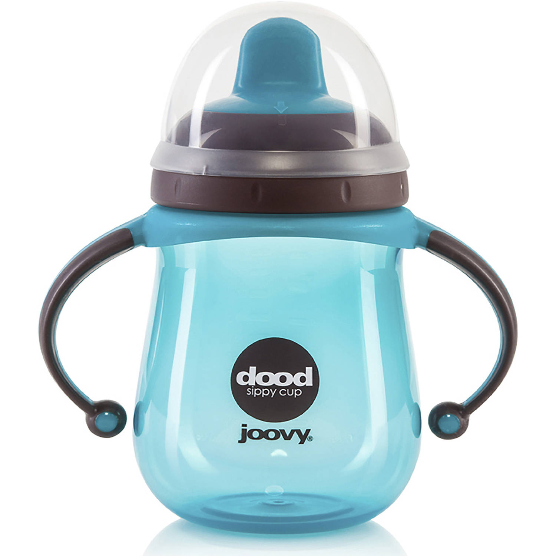 Joovy Dood Training Cup, 7oz 220ml, Turquoise by Joovy