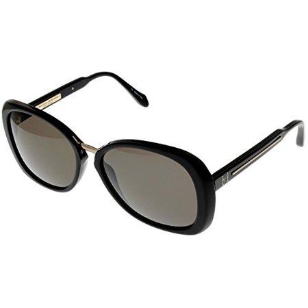 dead12b745 Carolina Herrera - Carolina Herrera Sunglasses Women Black Square SHN502  0700 Size  Lens  Bridge  Temple  57-16-140 - Walmart.com