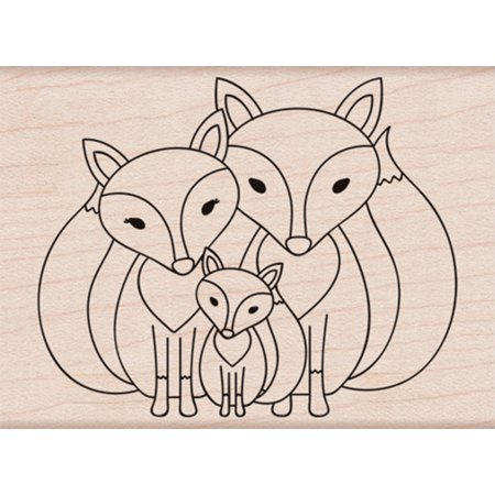 (Hero Arts Mounted Rubber Stamp 3.25