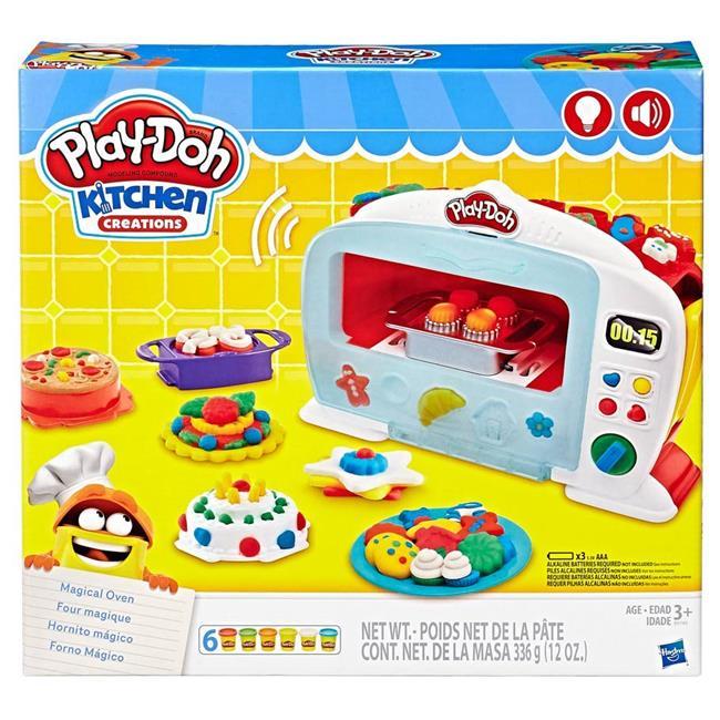 Hasbro HSBB9740 Play-Doh Magic Oven Toys by Hasbro