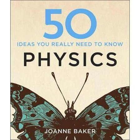 50 Physics Ideas You Really Need to Know (50 Ideas You Really Need to Know series) (Hardcover) - Really Good Halloween Ideas
