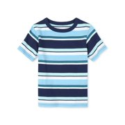 The Children's Place Baby & Toddler Boys Short Sleeve Stripe Print T-Shirt