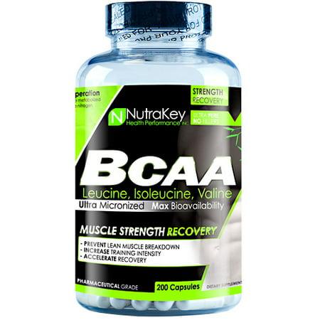 BCAA 1500 - 200 Capsules