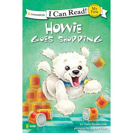 Howie Goes Shopping - eBook - Howie Feltersnatch