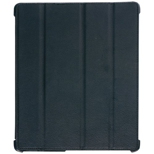 iEssentials iPad 2 Fitted Case with Stylus, Black (iPad2-LCS-BK)