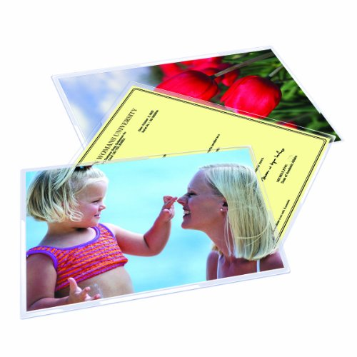 """Royal Sovereign Legal Size [9"""" X 14 1/2""""] 3mil Thermal Laminating Pouches - 50 Pk - Rf03legl0050-legal Size [9"""" X 14 1/2""""]-3mil-thermal Laminating Pouches-50 Pack"""" (rf03legl0050)"""