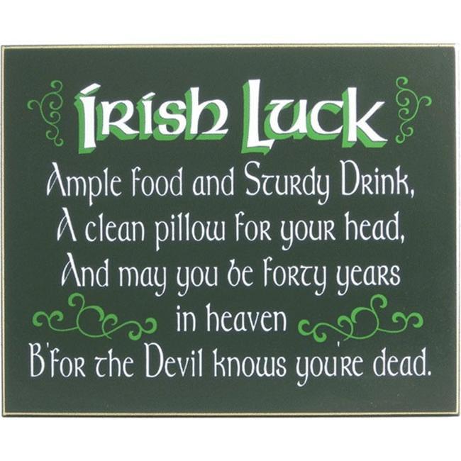 Davis and Small Decor 3543 Irish Luck