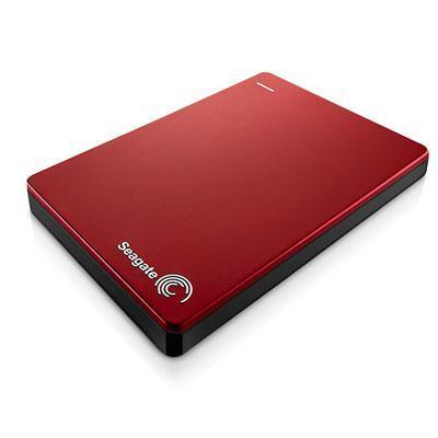 Seagate Retail 1tb USB 3.0 Bp Port Slim Red