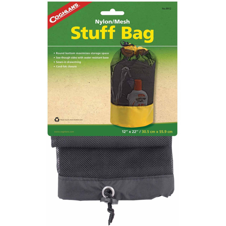 "Coghlan's Mesh Stuff Bag, 12"" x 22"""