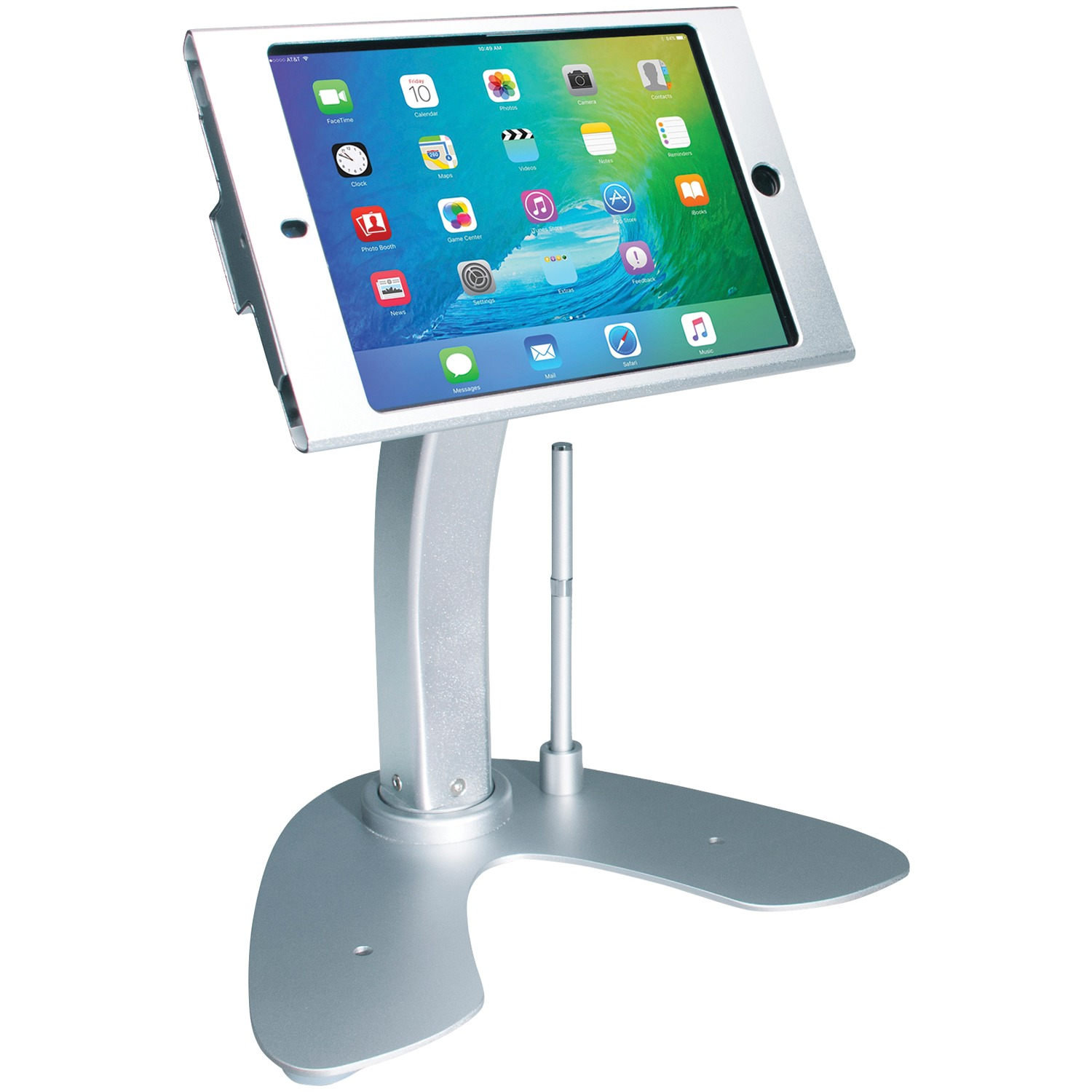 CTA Digital PAD-ASKM Antitheft Security Kiosk Stand for iPad mini Gen 1–4
